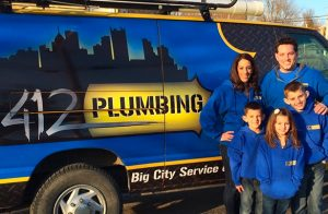 Plumbing South Hills